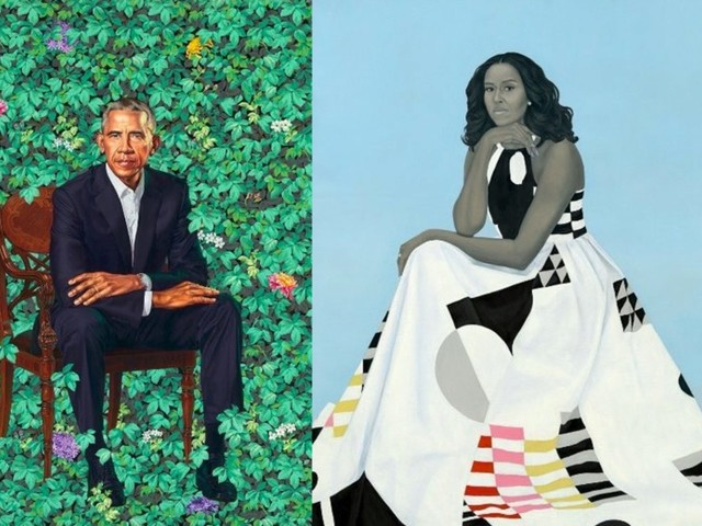 Why the Obamas' New Paintings Are a Milestone in Black Portraiture