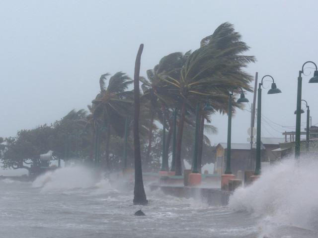 Hurricane Irma: Two Dead As Hurricane Devastates Caribbean