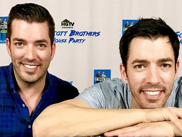 'Property Brothers' Stars Drew and Jonathan Scott's Book 'It Takes Two' Makes 'New York Times' Bestseller List!