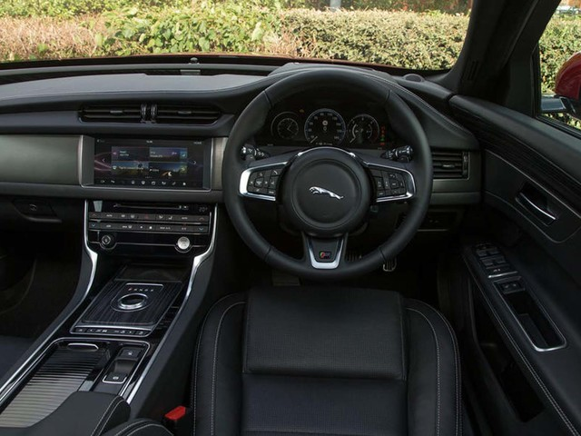 Jaguar XF long-term test review: infotainment worth the money?
