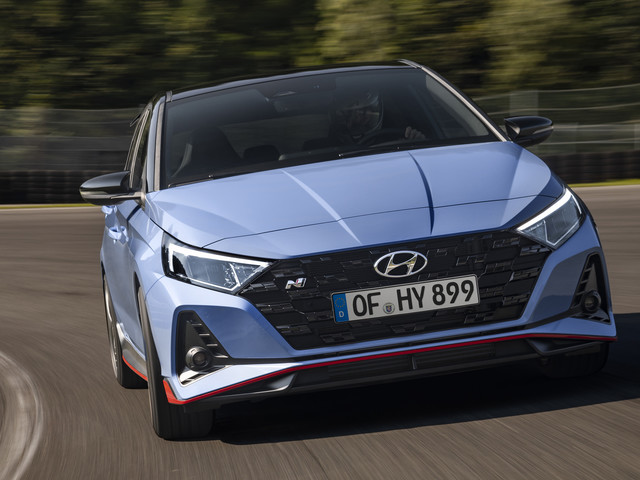 2020 Hyundai i20 N hot hatch finally revealed
