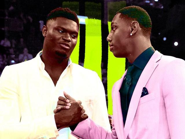 Zion Williamson vs. R.J. Barrett can be the LeBron vs. Carmelo of Gen-Z