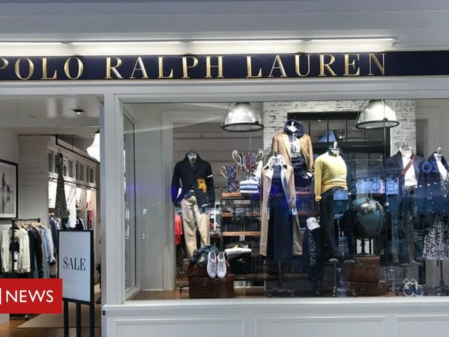 Designer brand Ralph Lauren to make masks and gowns