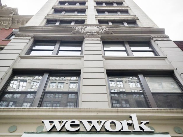 WeWork's CEO Makes Millions as Landlord to WeWork - Wall Street Journal