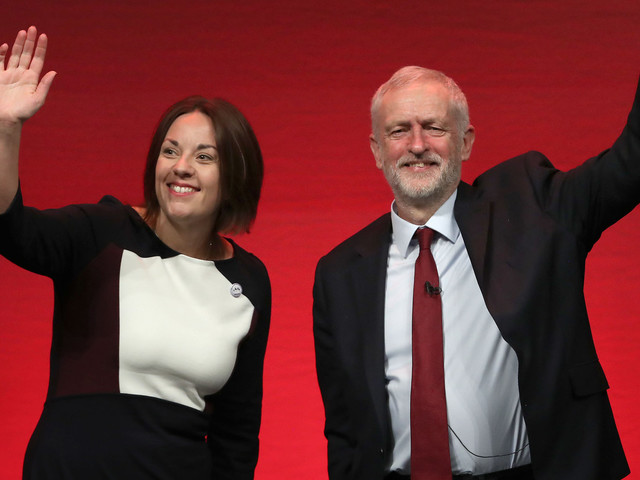 What Does Kezia Dugdale's Resignation Mean For Labour's National Executive Committee?