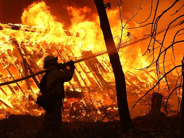 Climate change just claimed its first bankruptcy — PG&E succumbs to fallout from the world's most expensive natural disaster (PCG)
