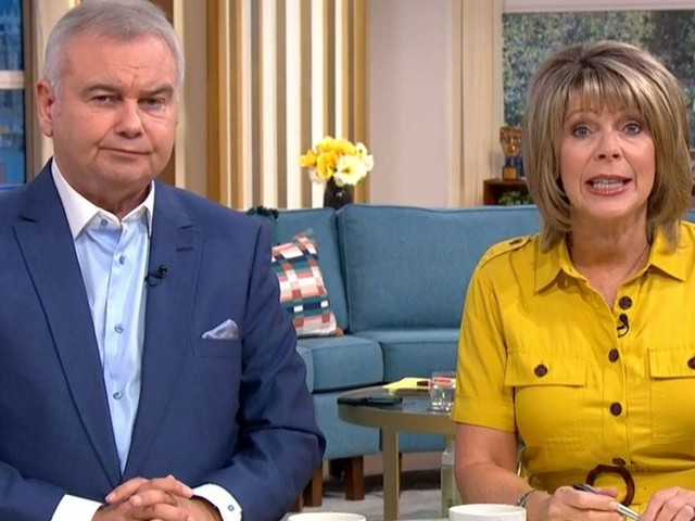 This Morning's Ruth and Eamonn confirm break from show leaving viewers gutted