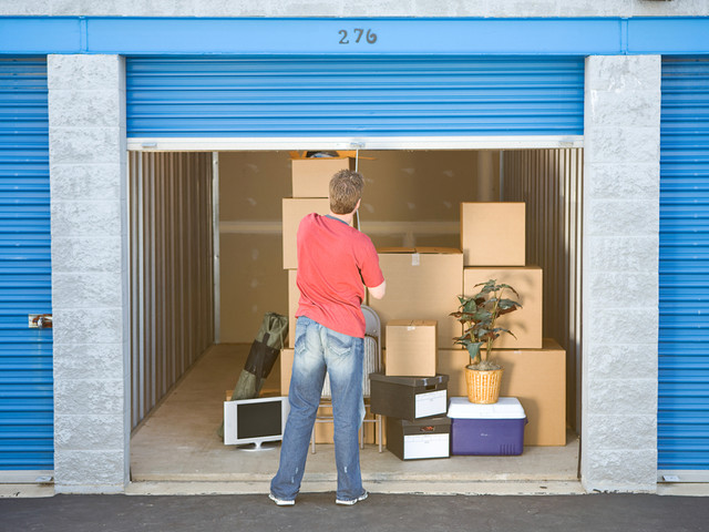 3 cheap self storage options in London