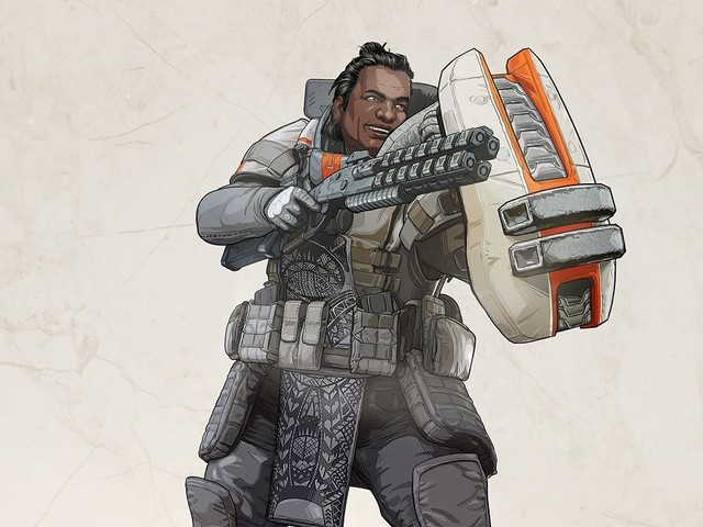 Apex Legends update 1.1.1 shows Caustic and Gibraltar some love