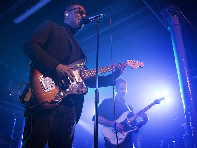 The Dears, TV ME and Wide Eyed Boy at 02 Academy, Liverpool
