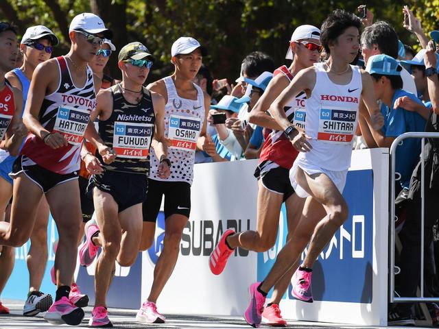 Coe praises Tokyo 2020 marathon route after test event