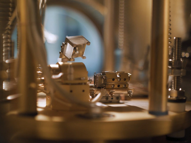 Microscopy breakthrough paves the way for atomically precise manufacturing