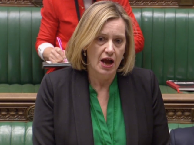 Amber Rudd Admits Universal Credit Increased Foodbank Use