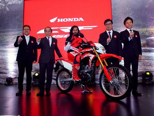 Honda CRF150L launched in Indonesia at approx Rs 1.52 lakh