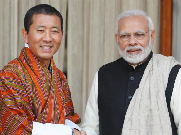 PM Modi inaugurates Mangdechhu hydroelectric power plant in Bhutan