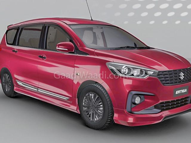 Maruti Suzuki Ertiga Sales Up By 40% Following New-Gen Launch