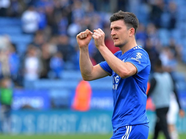 Harry Maguire Man City's 'No. 1 choice to replace Vincent Kompany' and more transfer gossip