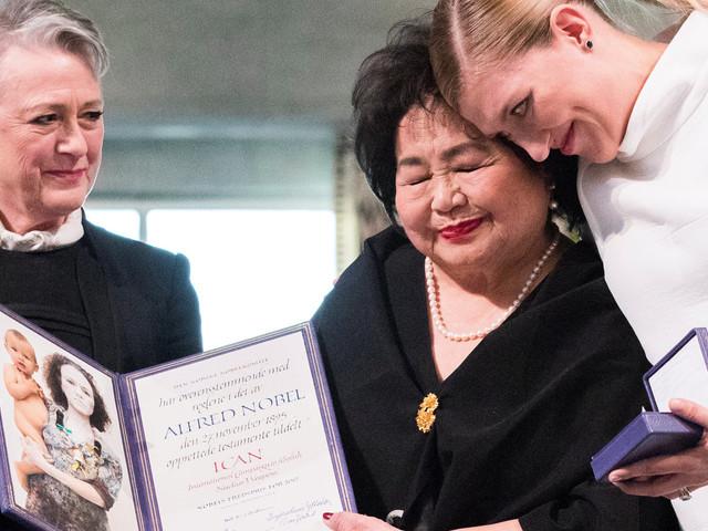 Nobel Peace Prize Winner Warns That Nuclear War Is One 'Tantrum Away'