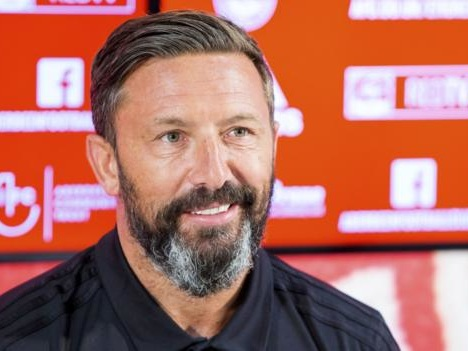 Aberdeen: Derek McInnes targets recruits before Burnley Europa League tie