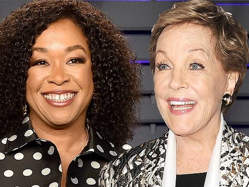 Julie Andrews set to play 'sharp-tongued gossip writer' in Shonda Rhimes' upcoming Netflix series