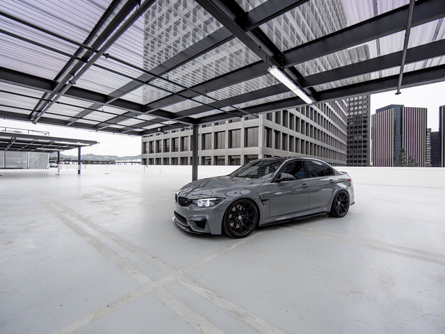 Bmw M4 Gts Gets A Menacing Look Thanks To Butler Tire Motors