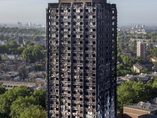 Grenfell Tower Cladding 'May Have Released Hydrogen Cyanide'