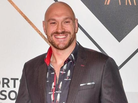Tyson Fury lands reality TV show 'Meet The Furys'