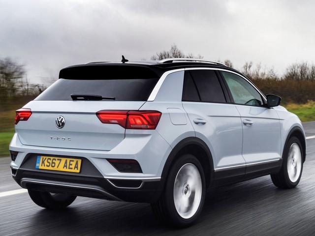 Volkswagen T-Roc 2018 UK review