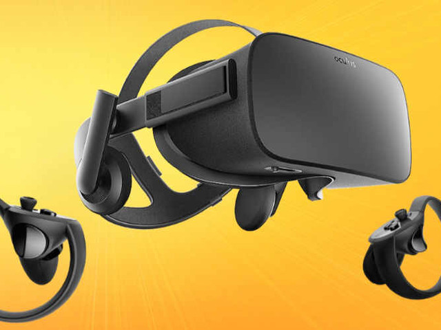 Oculus Rift & Touch Summer Bundle Drops Price To £399