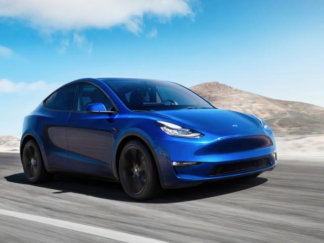Tesla Model Y debuts with 230-mile range, $39k price tag