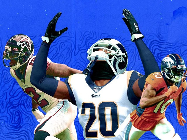 Grading the biggest NFL deals ahead of the 2019 trade deadline