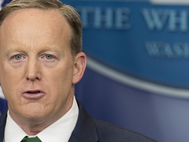 Trump 'Stands By' Debunked Claim That Obama Spied On Him, Sean Spicer Says