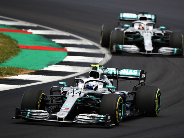 F1: Valtteri Bottas won't give up title challenge against Lewis Hamilton
