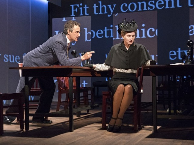 Theater Review: ERS's Measure for Measure Plays a Losing Game