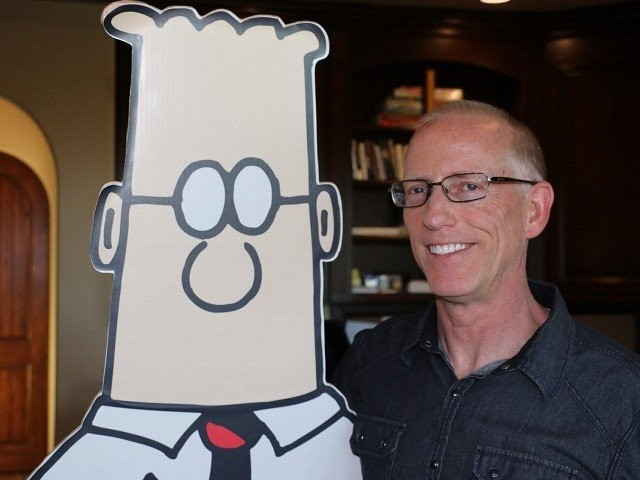 Scott Adams: Republicans Need to Vote Because 'They're Coming for You Next' | Breitbart