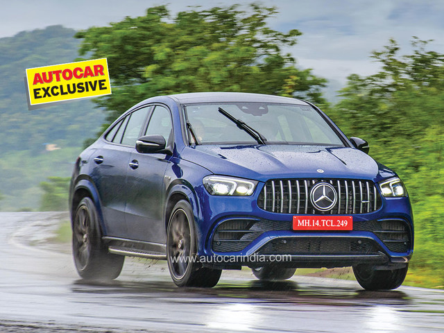Review: Mercedes AMG GLE 63 S Coupe review, test drive