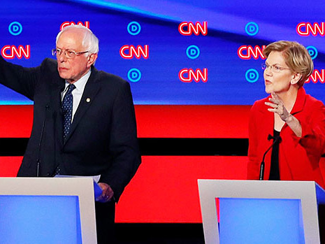 January Democratic Debate: When & How To Watch, & What You Need To Know About 1st Debate Of 2020
