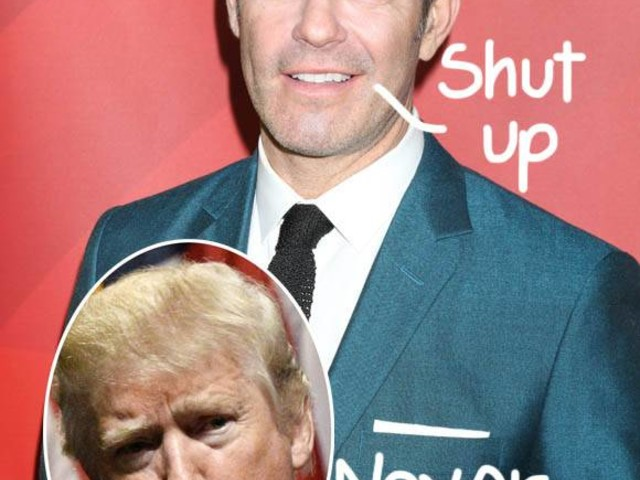 Andy Cohen Calls Donald Trump A Real Housewife! Quote Of The Day!