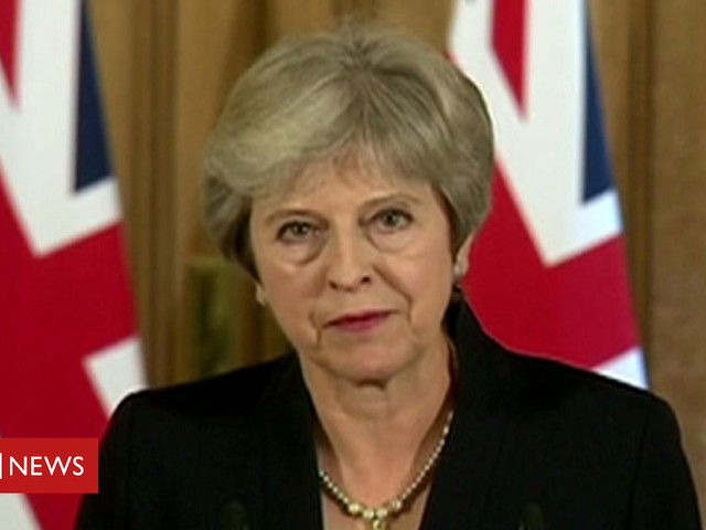 May: EU must respect UK in Brexit talks