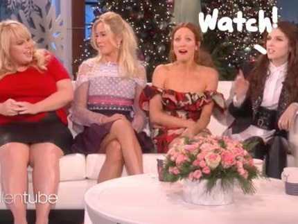 Cast Members Of Pitch Perfect 3 Reveal Their 'Serial Killer' Traits — WATCH!