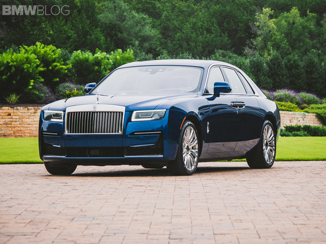 VIDEO: Check Top Gear's Rolls-Royce Ghost Review