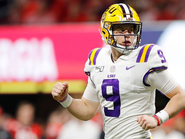 A former No. 1 NFL pick advised LSU QB Joe Burrow to force a draft trade to avoid joining a 'bottom-feeder team'