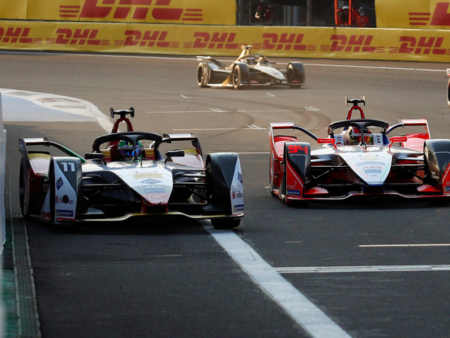 Di Grassi seals photo-finish Mexico City E-Prix victory