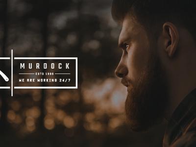 Murdock - Barbershop & Hair Salon HTML Template (Health & Beauty)