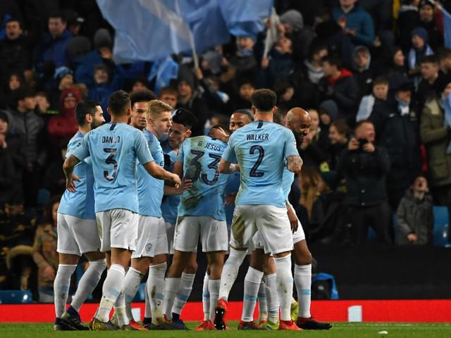 Champions League video: watch Man City's seven goals against Schalke
