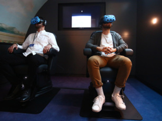 IMAX launches Europe's first VR Experience Centre in Manchester