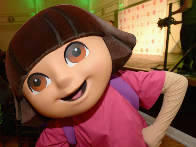 Michael Bay Is Going to Go Ahead and Bring You a Live-Action Dora the Explorer Movie