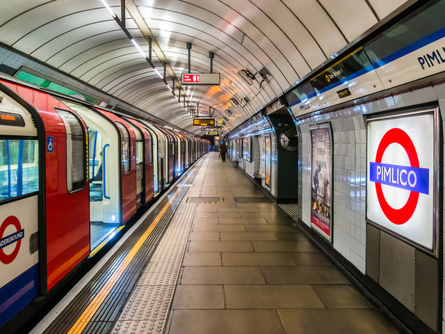 Strikes Are Planned On The Central And Victoria Lines At The End Of This Month