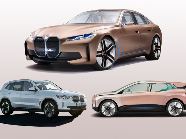 BMW to introduce 9 new EVs by 2025