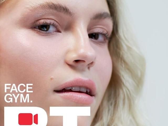 Virtual Facial Workouts - FaceGym's Created a Virtual Exercise Platform for At-Home Facial Workouts (TrendHunter.com)